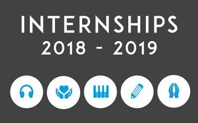 Internship Programme 2018 – 2019