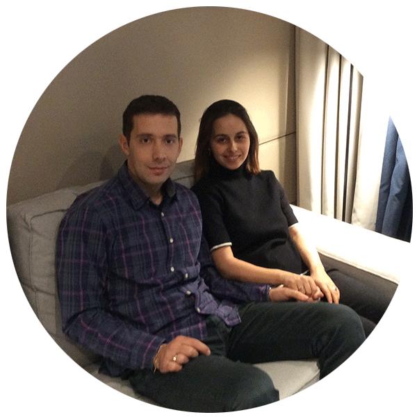 Martin & Irina Evgeniev
