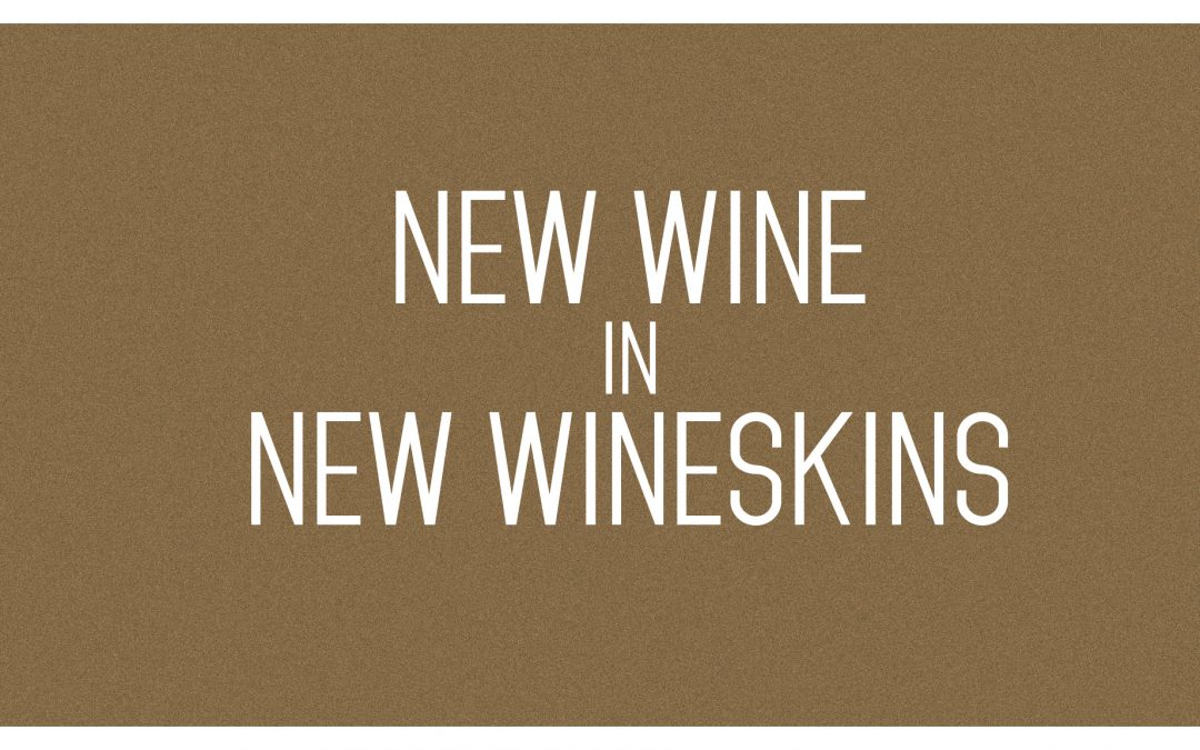 'New wine in new wineskins' at New Life Croydon