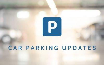 Car Parking Updates